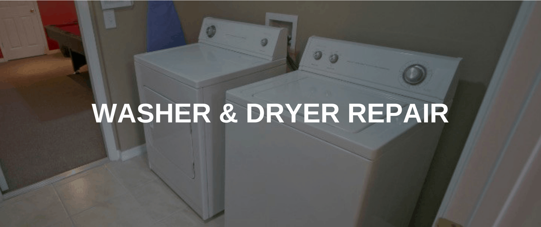 washing machine repair moreno valley